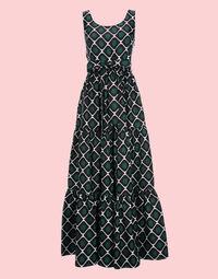 Pellicano Dinner Dress in Olive