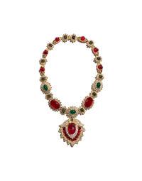 Kenneth Jay Lane Jacqueline Kennedy necklace, 2000s