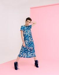 Lilium Blu Swing Dress