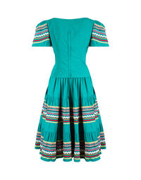 Mexican set 1950s, size 40