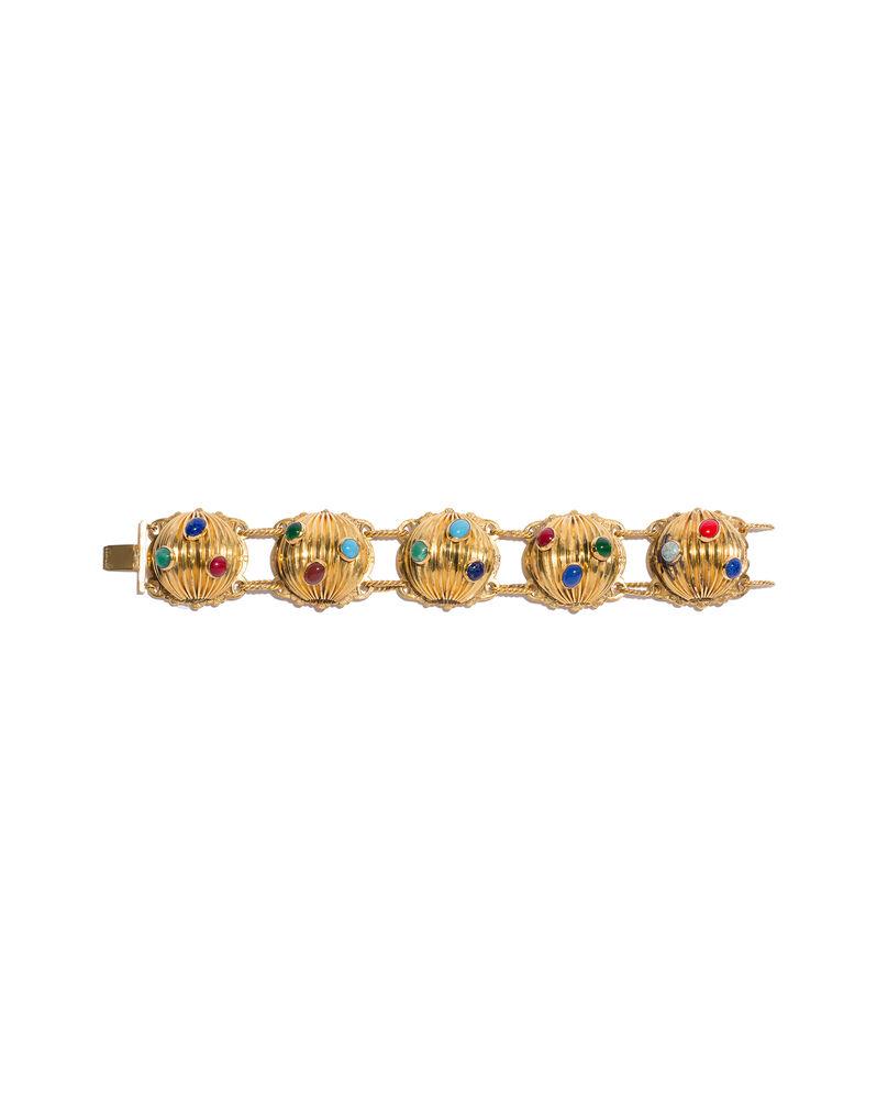 Articulated bracelet, 1950s