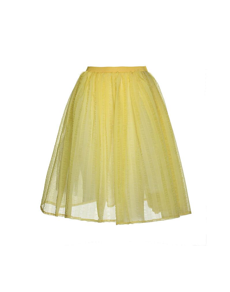 Tulle skirt 1980s, size 42
