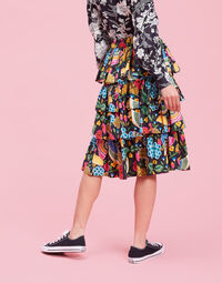 Big Mama Skirt - Colombo Grande in Cotton