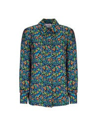 Boy Shirt in Pop Tulipani