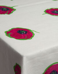 Papaveri Large Tablecloth (180x280)