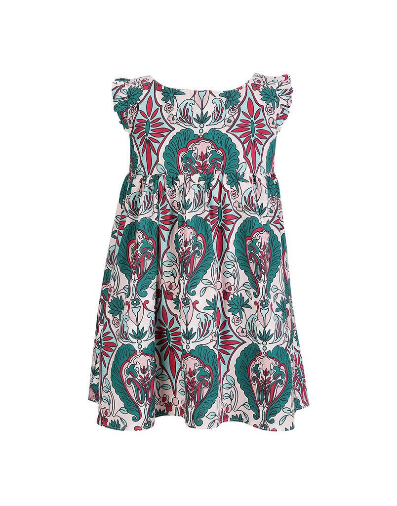 Piccola DoubleJ Liberty Rosa Dress