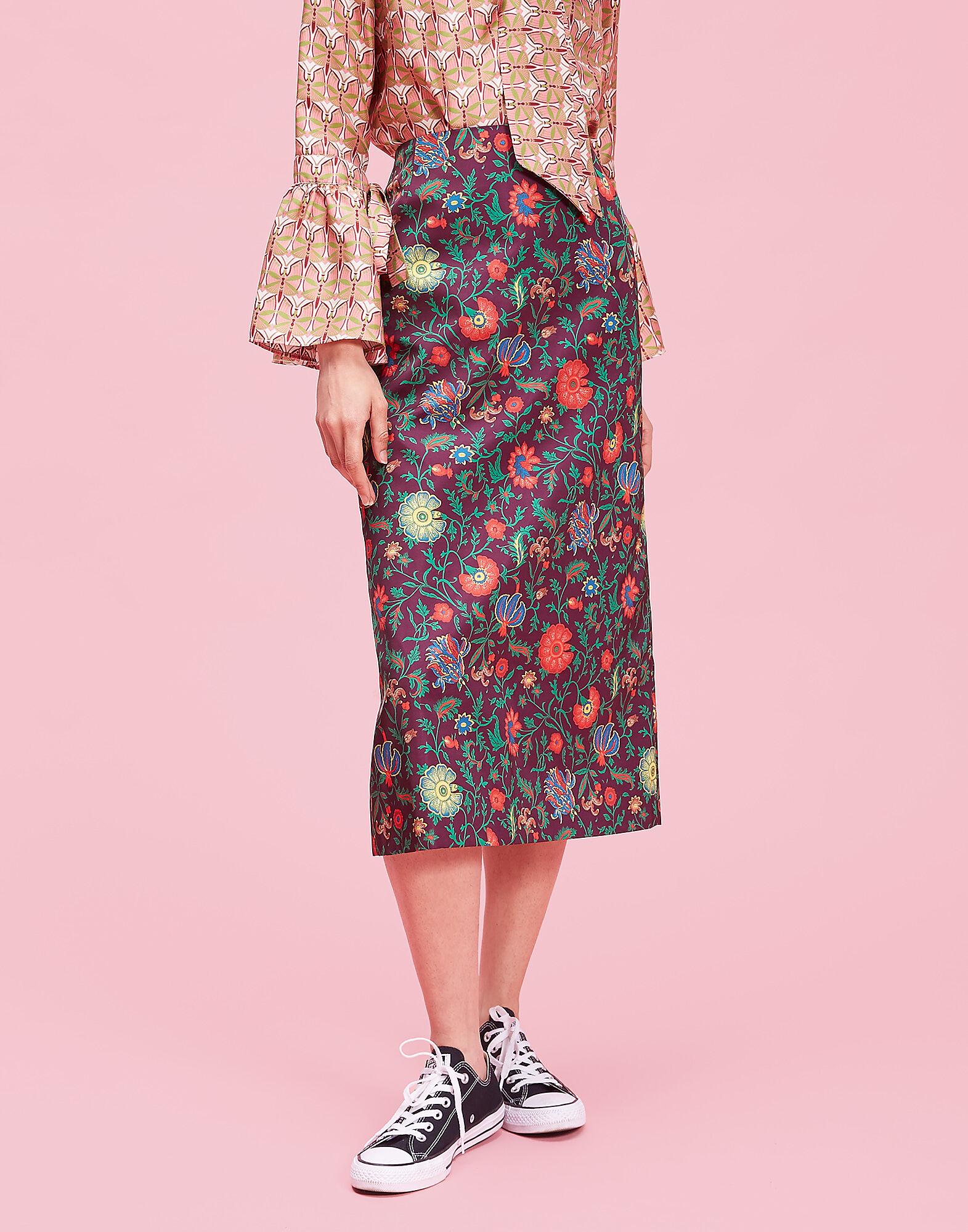 La Doublej Ldj Editions Clothing Skirts La Doublej Dragon