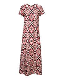 Palazzo Rosa Swing Dress