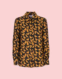 Boy Shirt in Uccellini