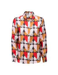 Boy Shirt in Farfalle
