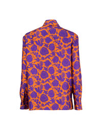Boy Shirt in Ceramica Arancio