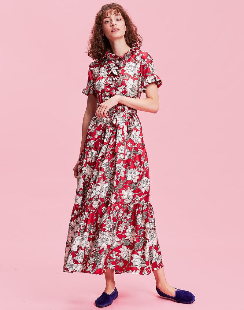 Lilium Long & Sassy Dress