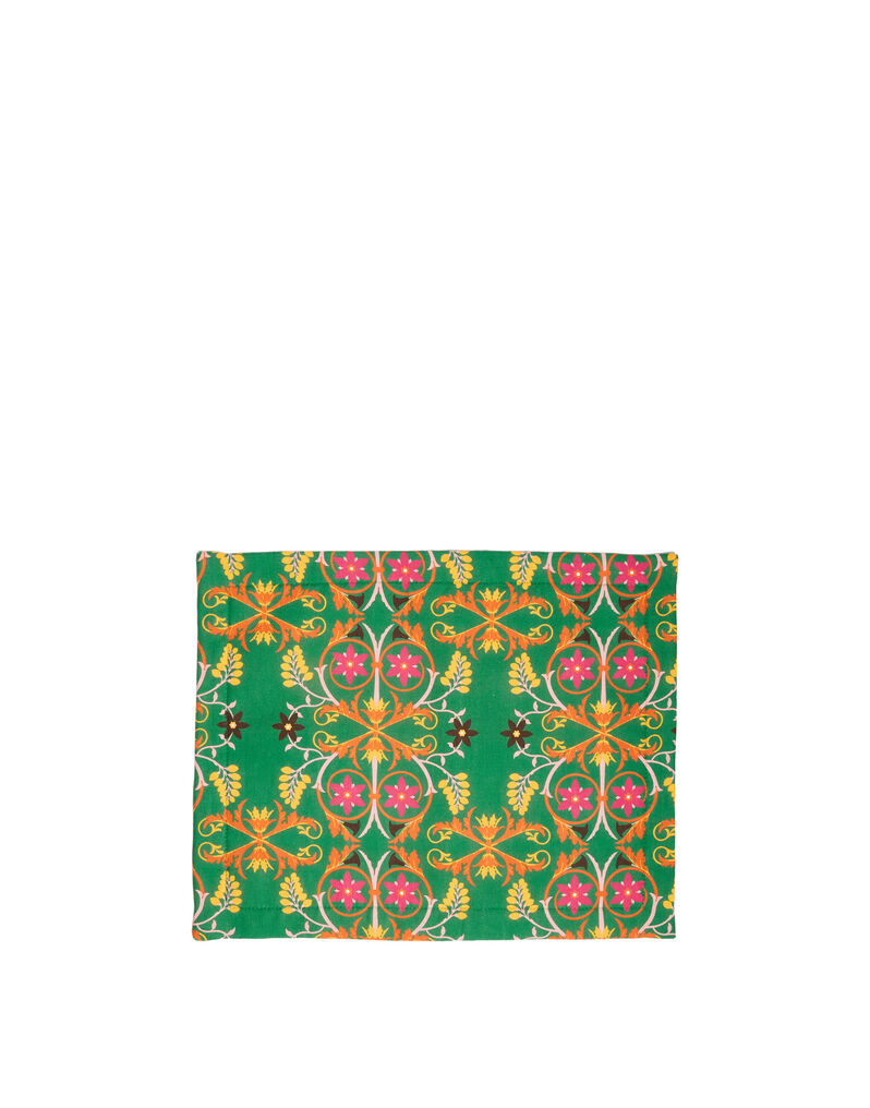Tablemat Set of 2 in Stella Alpina Verde