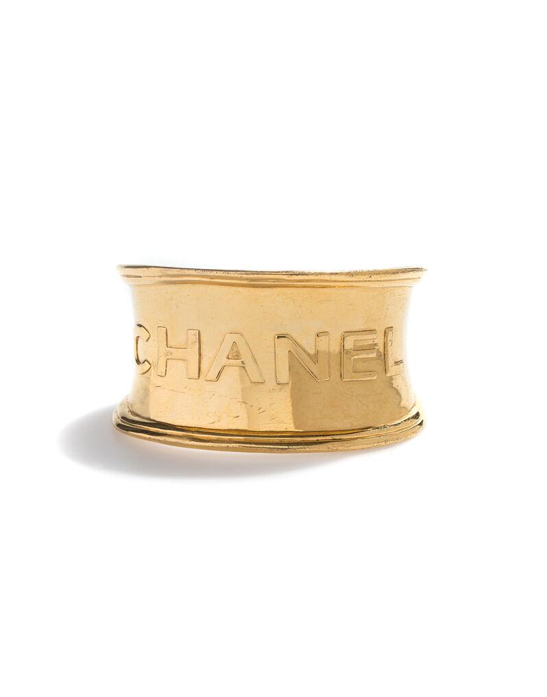 Chanel cuff, 1990s