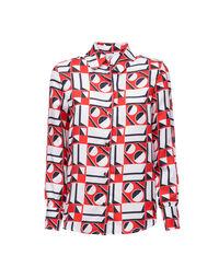 Boy Shirt in Geometrico