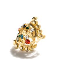 Gianni Versace cuff bracelet by Ugo Correani, 1980s