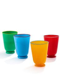 Assorted Glasses set of 4