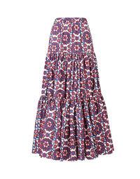 Kaleidoscope Blu Big Skirt