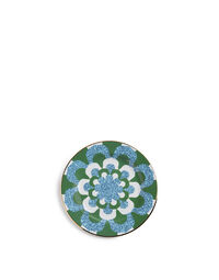 Mosaico Blu Dessert Plates Set of 2