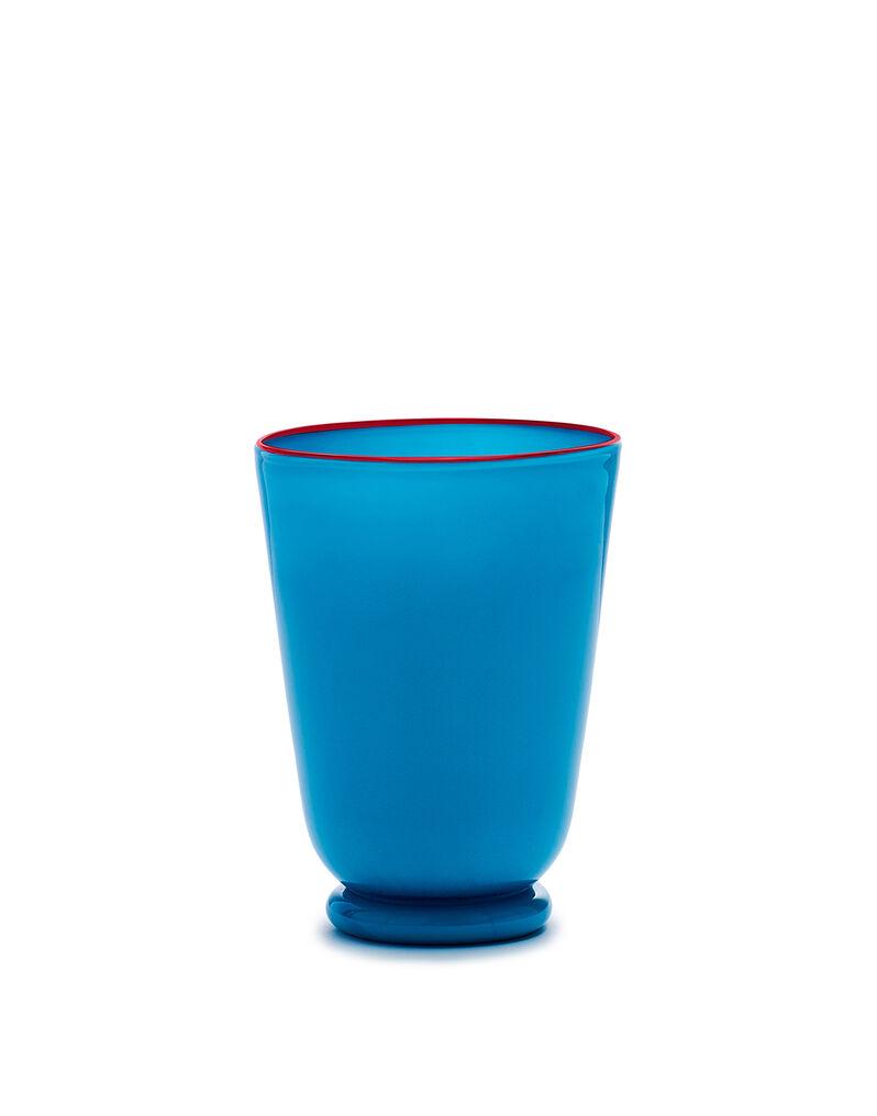 Turquoise Glasses set of 2
