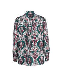 Boy Shirt in Liberty Rosa