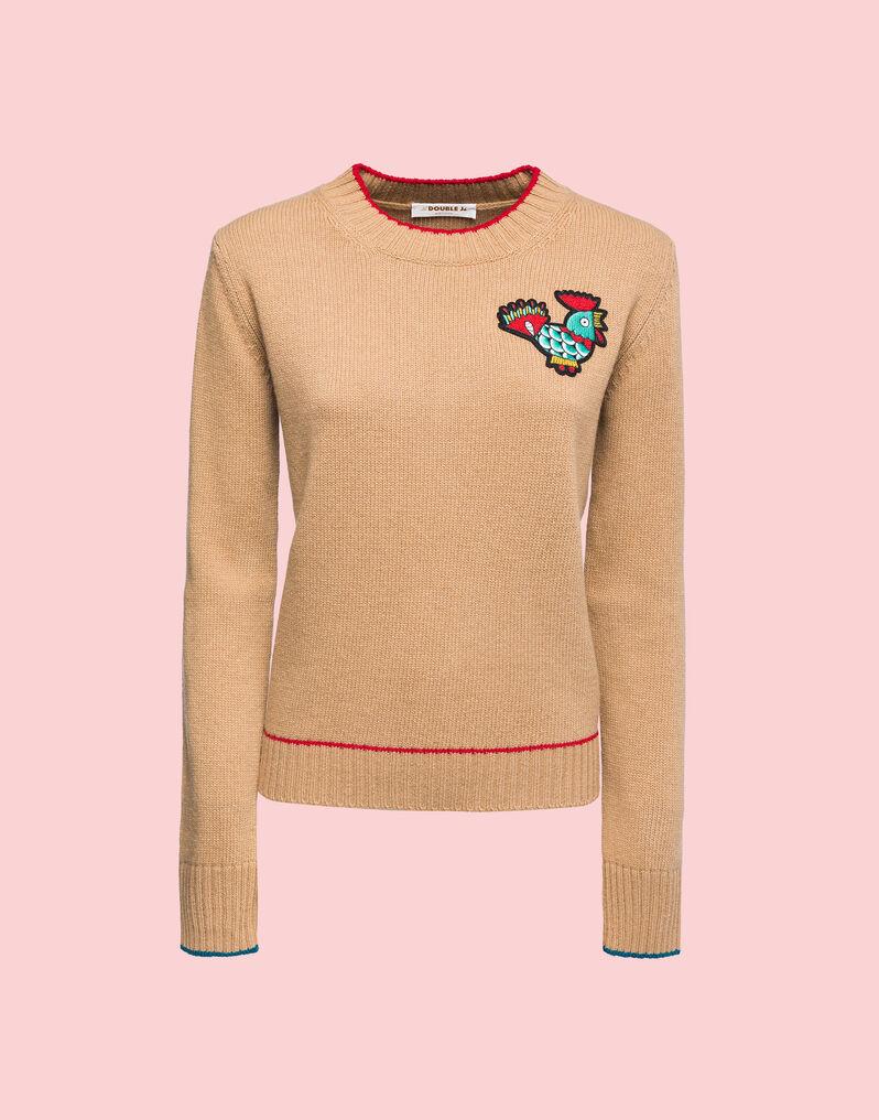 Cammello Crew Neck Sweater