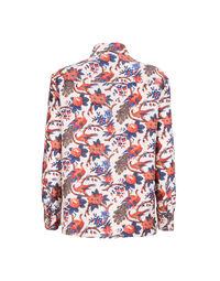 Boy Shirt in Pavone