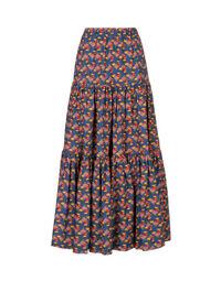 Galletti Blu Big Skirt