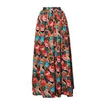 Ldj Editions Clothing Dresses La Doublej Petal Skirt Olive Skirts