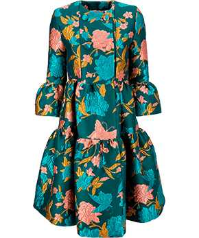 Lilium Verde Bouncy Coat