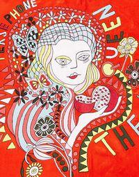 Velvet Embroidered Cushion 4