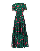 Short Sleeve Big Dress