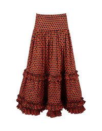 Salsa Skirt 5