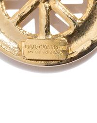 Ugo Correani motorcycle pin, 1990s
