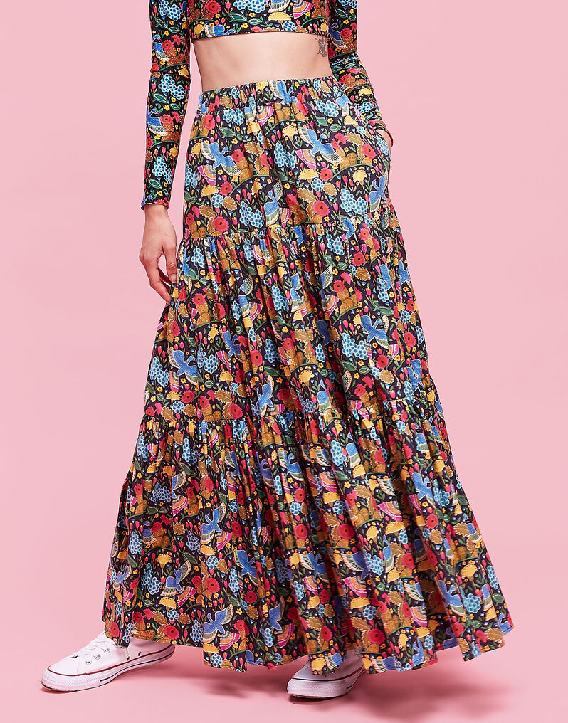 Big Skirt - Colombo Piccolo in Cotton