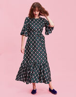 Curly Swing Dress