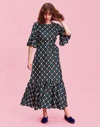Curly Swing Dress 3