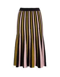 Accordion Knit Skirt 5