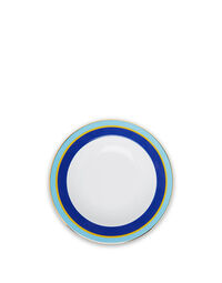 Soup And Dinner Plates Set 1