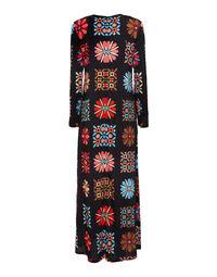 Long Sleeve Swing Dress 6