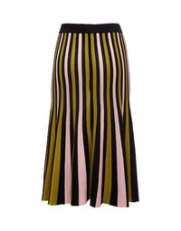 Accordion Knit Skirt 6