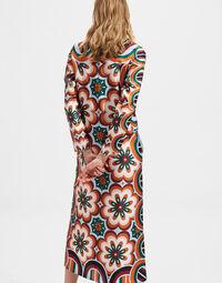 Long Sleeve Swing Dress Placée 3