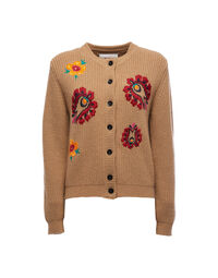 Embroidered Cardigan 5
