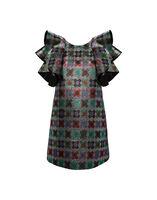 Flame Mini Dress