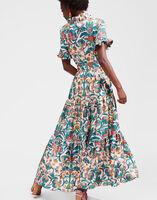 Long And Sassy Dress