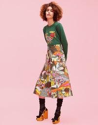 Long Santa Monica Skirt