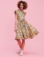 Zip and Sassy Dress