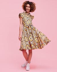 Zip and Sassy Dress 4