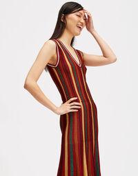 Accordion Knit Dress 2