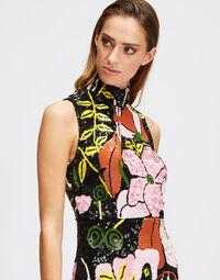 Sleeveless Gala Dress 3
